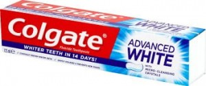 COLGATE ADVANCED WHITE 125ML