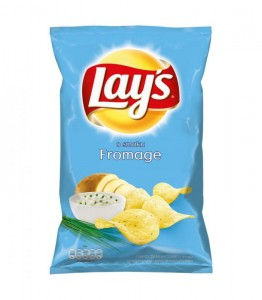 LAYS  FROMAGE 140G