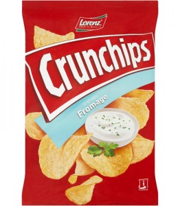 CHRUNCHIPS FROMAGE 140G