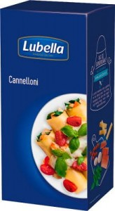 LUBELLA MAKARON CANNELLONI 250G