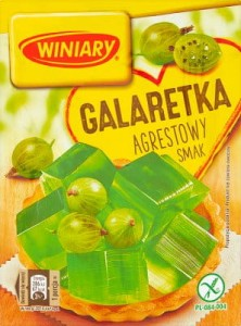 WINIARY GALARETKA AGRESTOWA 90 G
