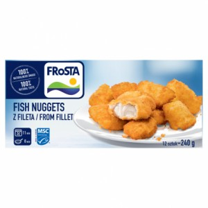 FISH NUGGETS 240G