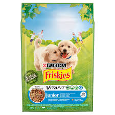 FRISKIES PIES JUNIOR PURINA 500G