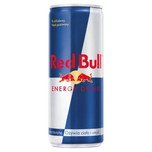 RED BULL PUSZKA 250ML